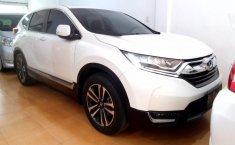 Sumatera Utara, dijual mobil Honda CR-V 1.5 VTEC Turbo Prestige 2017 terbaik