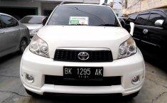 Jual mobil Toyota Rush S 2012 terbaik di Sumatra Utara