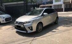 Jual cepat Toyota Yaris 1.5 G 2015 bekas murah di DKI Jakarta