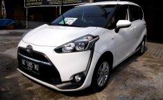 Jual Toyota Sienta G 2017 mobil bekas murah, Sumatra Utara