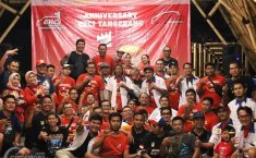 HUT ke-7 ERCI Tangerang Berharap Bisa Jadi Lebih Besar