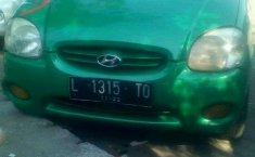 Jual mobil Hyundai Atoz 2001 bekas, Jawa Timur