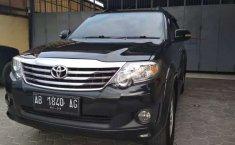 DIY Yogyakarta, Toyota Fortuner G 2012 kondisi terawat
