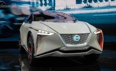 Sukses Dengan LEAF, Nissan Siapkan SUV Listrik
