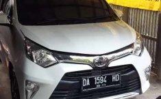 Jual cepat Toyota Calya G 2018 di Kalimantan Selatan