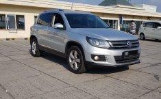 Jual mobil Volkswagen Tiguan TSI 1.4 AT 2014 harga murah di DKI Jakarta