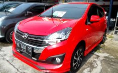 Jual cepat Daihatsu Ayla 1.2 R Deluxe 2018 terbaik, Sumatra Utara