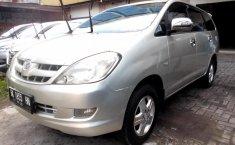 Jual mobil Toyota Kijang Innova G 2006 harga murah di Sumatra Utara