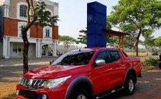 Mobil Mitsubishi Triton EXCEED 2015 terawat di DKI Jakarta