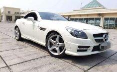 Jual Mercedes-Benz SLK SLK 250 2012 harga murah di DKI Jakarta