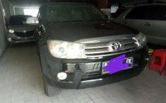 Jual Toyota Fortuner G 2012 harga murah di Sumatra Selatan