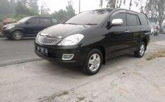 Jual cepat Toyota Kijang Innova E 2.0 2005 di Riau