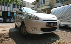 Jual mobil Mitsubishi Mirage GLX 2015 bekas, DKI Jakarta