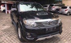 Mobil Toyota Fortuner 2012 TRD terbaik di Sumatra Utara