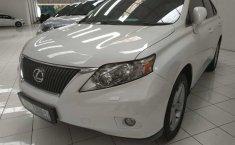 Dijual mobil Lexus RX 270 2012 bekas, DI Yogyakarta
