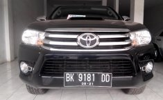 Jual cepat Toyota Hilux G VNTurbo Double Cabin 4x4 2016 terbaik, Sumatra Utara