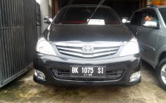 Jual mobil Toyota Kijang Innova 2.0 G 2010 bekas di Sumatra Utara