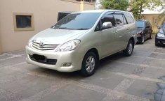 Jual mobil Toyota Kijang Innova 2.0 G 2009 harga murah di DKI Jakarta