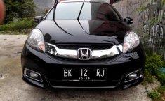 Jual mobil Honda Mobilio E 2014 murah di Sumatera Utara