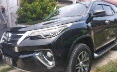Mobil Toyota Fortuner VRZ 2017 terawat di Sumatra Utara