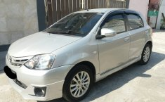 Mobil Toyota Etios Valco G 1.2 2013 dijual, DKI Jakarta