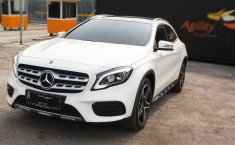 Jual mobil Mercedes-Benz GLA200 AMG Sport 2017 bekas di DKI Jakarta