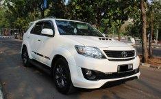 Jual mobil Toyota Fortuner G TRD 2014 bekas di DKI Jakarta