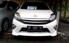 Sumatra Utara, Mobil Toyota Agya TRD Sportivo 2016 bekas dijual