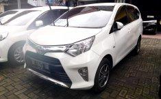 Dijual mobil Toyota Calya G 2018 murah di Sumatera Utara