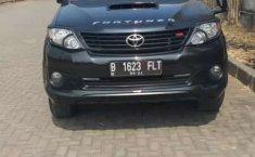 Jawa Barat, Toyota Fortuner TRD 2014 kondisi terawat