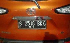 Toyota Sienta 2016 DKI Jakarta dijual dengan harga termurah