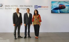 Mudahkan Konsumen, BMW Astra Bersama BRI Finance Lakukan Program Buy Back Guarantee BMW 3 Series