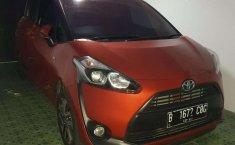 Dijual mobil bekas Toyota Sienta V, DKI Jakarta