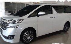 Toyota Vellfire 2017 Sulawesi Selatan dijual dengan harga termurah