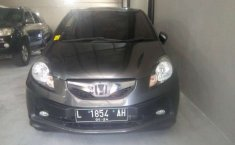 Jual mobil bekas murah Honda Brio E 2014 di Jawa Timur