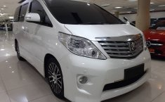 Jual mobil Toyota Alphard 1.4 NA 2008 murah di DKI Jakarta