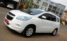 Dijual mobil bekas Chevrolet Spin LTZ 2015, DKI Jakarta