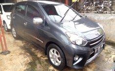 Sumatera Utara, dijual mobil Toyota Agya G 2014 bekas