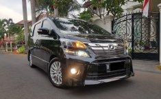 Dijual mobil Toyota Vellfire 2.4 Z Alless 2012 bekas, DKI Jakarta