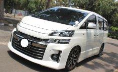 Dijual cepat mobil Toyota Vellfire GS 2013 murah di DKI Jakarta
