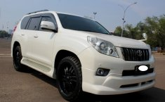 Jual cepat Mobil Toyota Land Cruiser Prado TX Limited 2.7 Automatic 2010 di DKI Jakarta