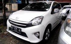 Jual mobil bekas murah Toyota Agya G 2014 di Sumatra Utara