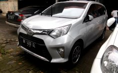 Jual cepat Toyota Calya G 2017 di Sumatra Utara