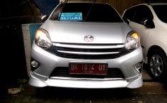 Sumatera Utara, dijual Toyota Agya TRD Sportivo 2015 bekas