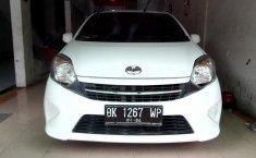 Jual mobil Toyota Agya E 2013 bekas, Sumatera Utara