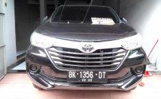 Sumatera Utara, dijual mobil Toyota Avanza E 2017 murah