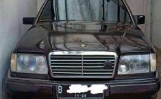 Jual mobil Mercedes-Benz E-Class E 230 1990 bekas, DKI Jakarta