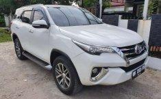 Sumatra Utara, Toyota Fortuner VRZ 2017 kondisi terawat