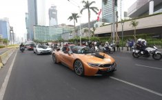 BMW Indonesia Siap Ramaikan Debut Balap Formula E Jakarta Tahun Depan