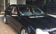Jual Mercedes-Benz C-Class C200 2002 harga murah di Jawa Barat